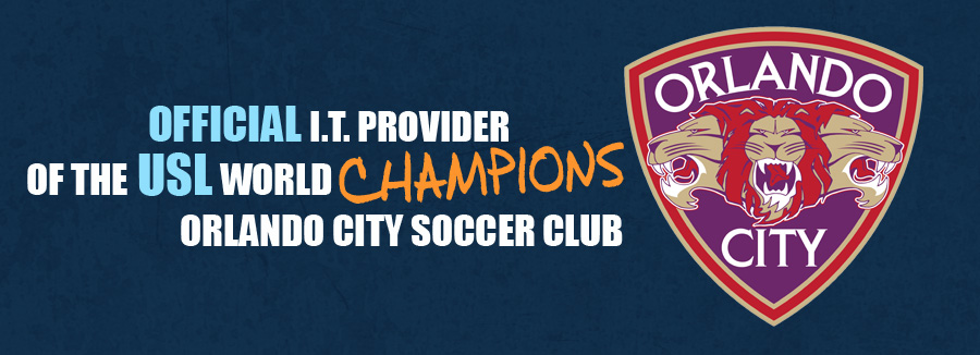 Offical Provider of IT for Orlando City Soccer